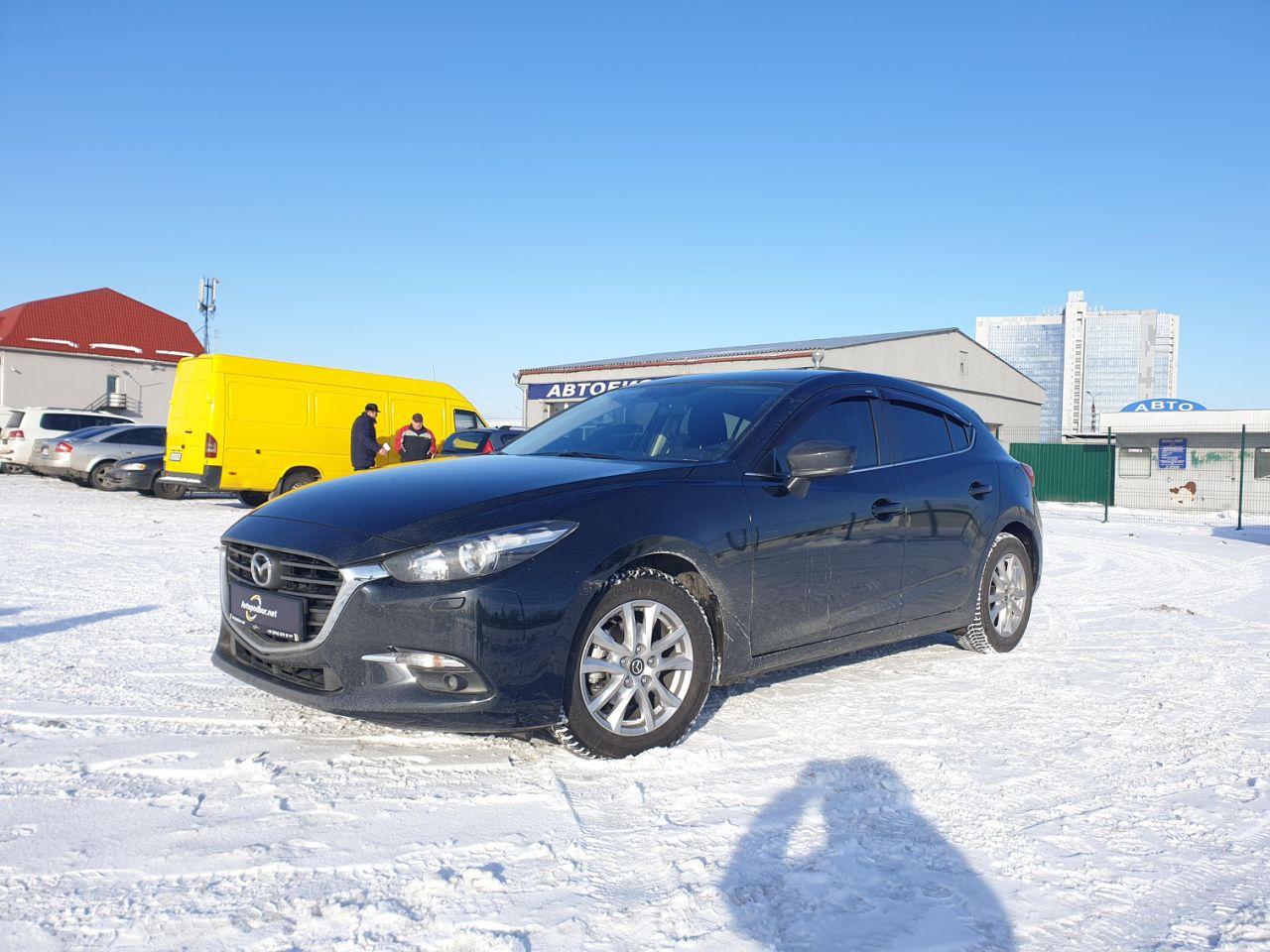 Подобор Mazda 3